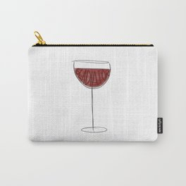 Wine Gladiator Carry-All Pouch