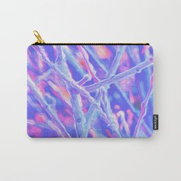 Colourful Winter Branches Carry-All Pouch