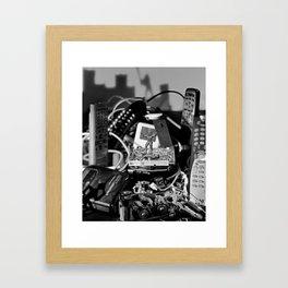 Remote Terminal Failure Framed Art Print