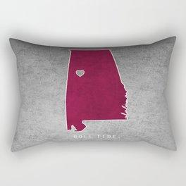 Roll Tide Rectangular Pillow