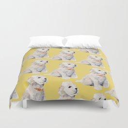Cockapoo Pups Duvet Cover