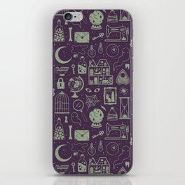 Haunted Attic: Phantom iPhone Skin