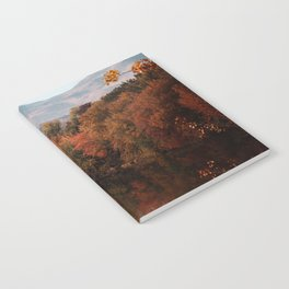 Reflections of Fall Notebook