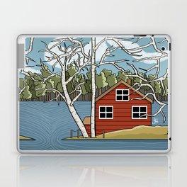 Lake House Laptop & iPad Skin