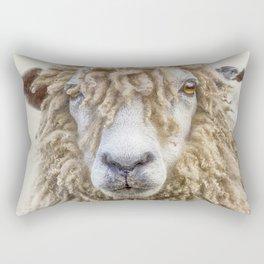Leicester Longwool Sheep Rectangular Pillow