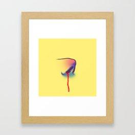 Nose #2 Framed Art Print
