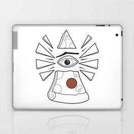 PizzaPizza Illuminati Laptop & iPad Skin