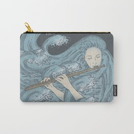 Ocean Symphony Carry-All Pouch