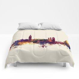 Venice Italy Skyline Comforters