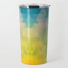 Colorful Day Travel Mug