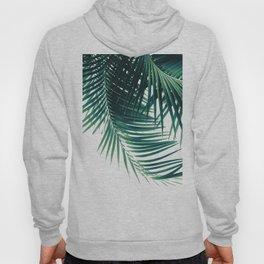 Palm Leaves Green Vibes #4 #tropical #decor #art #society6 Hoody