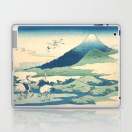 Mount Fuji Laptop & iPad Skin