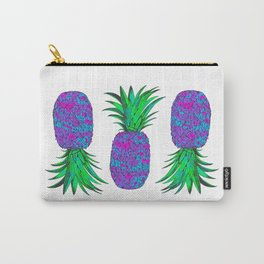 Psychedelic Pineapples Carry-All Pouch