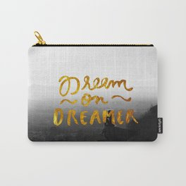 Dream On Dreamer Carry-All Pouch