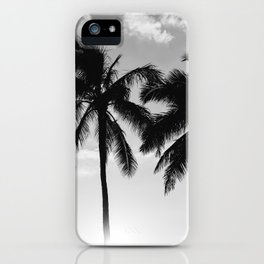 Hawaiian Palms II iPhone Case