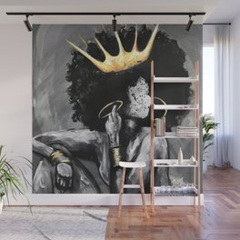 Naturally Queen VI Wall Mural