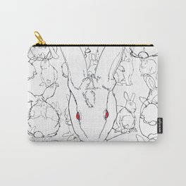WhiteRabbit Carry-All Pouch