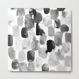 Gray Day Metal Print