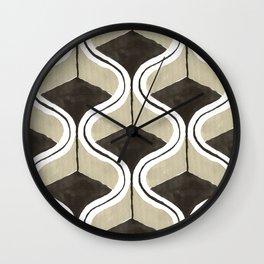 Never Ending Hourglass Wall Clock