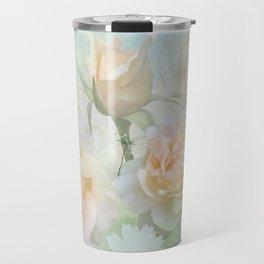 Dreaming of a Rosegarden Travel Mug