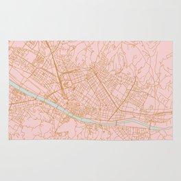 Firenze map Rug