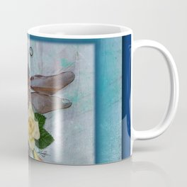 Dragonfly Love by Kathy Morton Stanion Coffee Mug