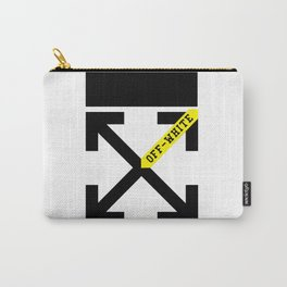 neu off white Carry-All Pouch