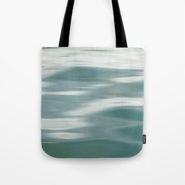 Abstract wave and light Tote Bag