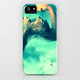 Raw Ambition iPhone Case