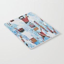 Alyeska First Snowfall Notebook