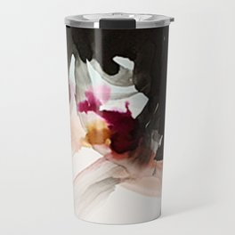 Day 22: There is newness in every moment. The good and bad come all at once. Travel Mug