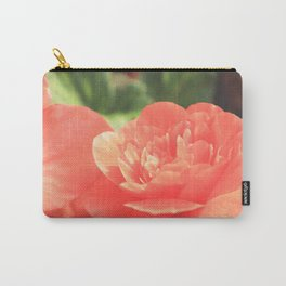 Rose flower Carry-All Pouch