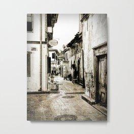 Antalya Street Turkey Metal Print