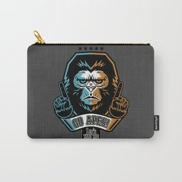 Go Apes! Carry-All Pouch