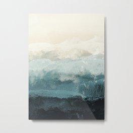 Coast Metal Print