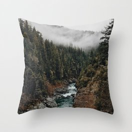 Landscape #photography Throw Pillow