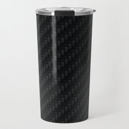 Carbon Fiber Travel Mug