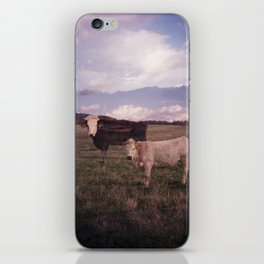 Two Cows iPhone Skin