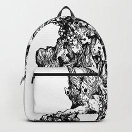 clandestine howling Backpack