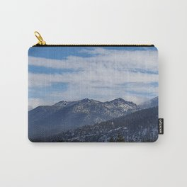 The Mountains of Lake Tahoe Carry-All Pouch