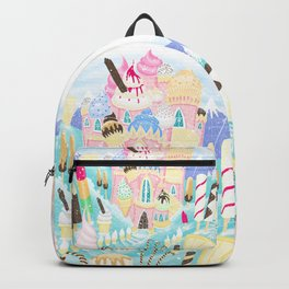 Ice cream Castle Backpack