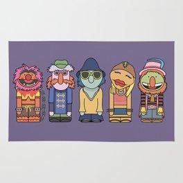 Dr. Teeth & The Electric Mayhem – The Muppets Rug