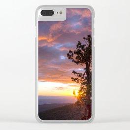 Grand Canyon, Parashant International Night Sky Province Clear iPhone Case