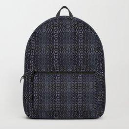 Backsplash Square Glass Spirals Backpack