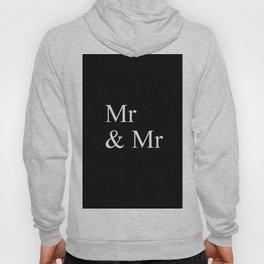 Mr & Mr Monogram standard Hoody