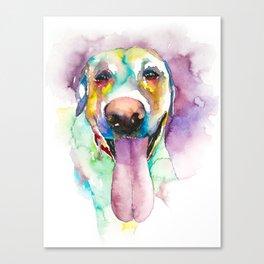 dog#24 Canvas Print