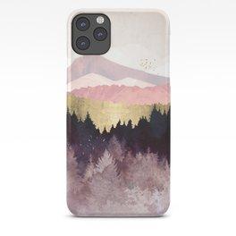 Plum Forest iPhone Case