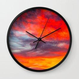 DEFIANT Wall Clock