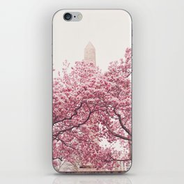 New York City - Central Park - Cherry Blossoms iPhone Skin