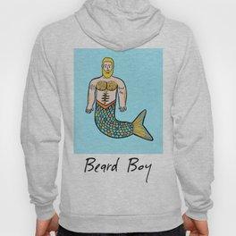 Beard Boy Merman: Flynn Hoody